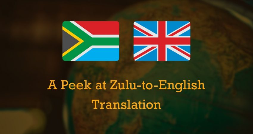 A Peek at Zulu to English Translation min