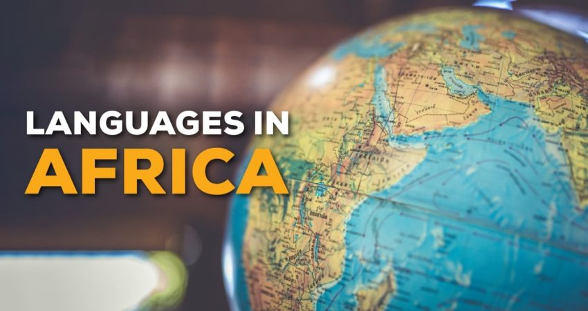 Languages In Africa min